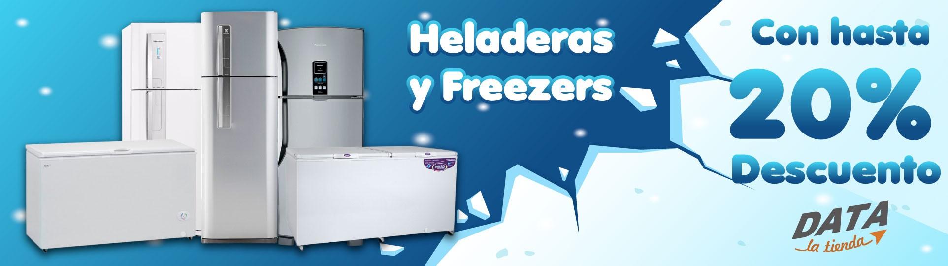 ¡Refrigeración con hasta un 20% de descuento!